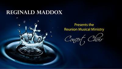 Reginald Maddox Presents RMMCC