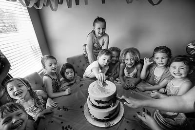Grayson's 6th Birthday Party