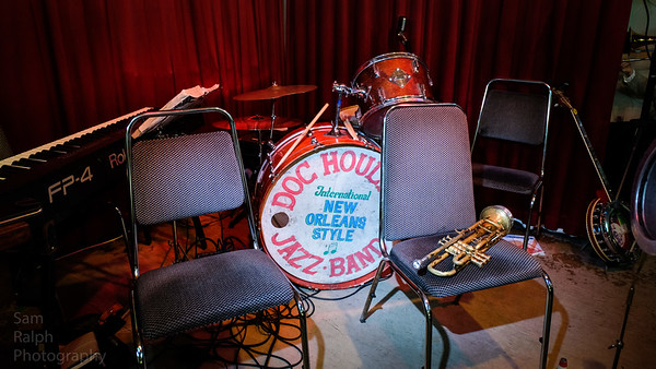 Rochdale Jazz Club - Doc Houlind's Revival (Denmark)