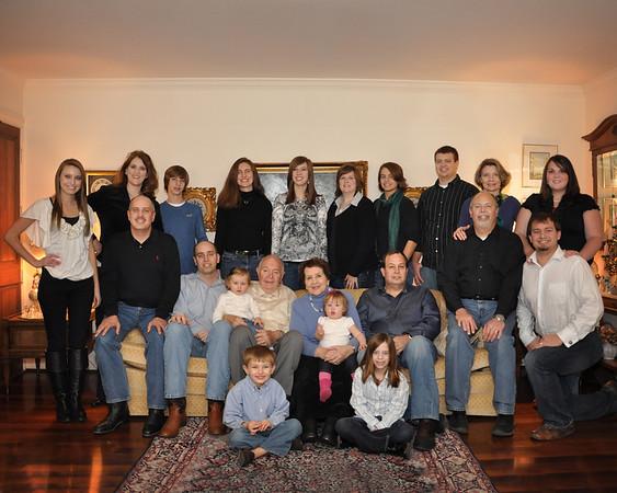Oglesbee Family - '10