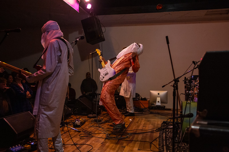 2019 March 30, Mdou Moctar - Trinosophes, Detroit: Joe Alcodray