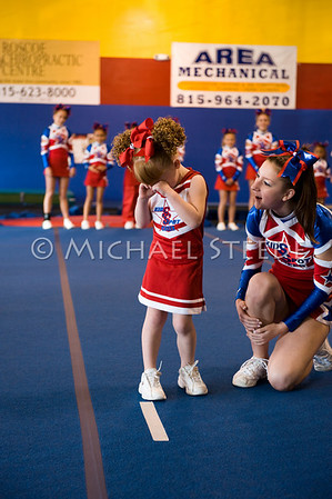 Cheer Action - 10-18-08