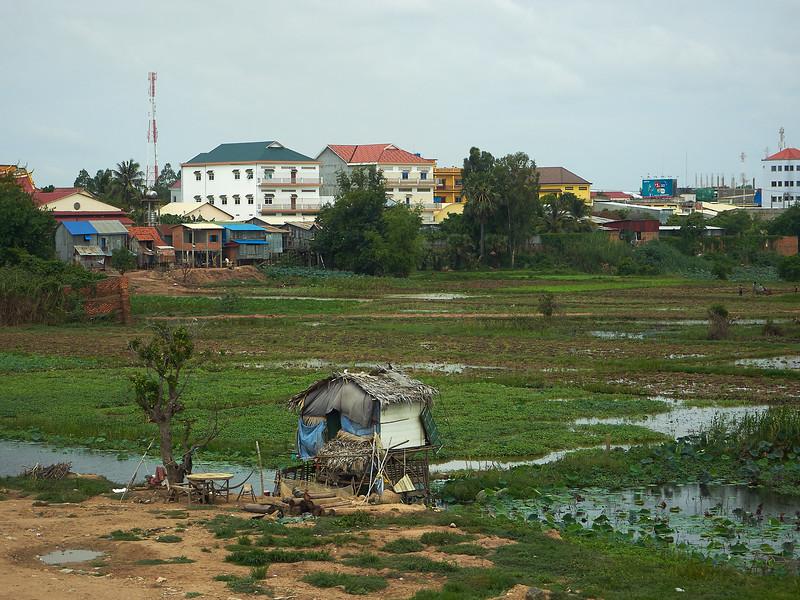 Utenfor Phnom Penh