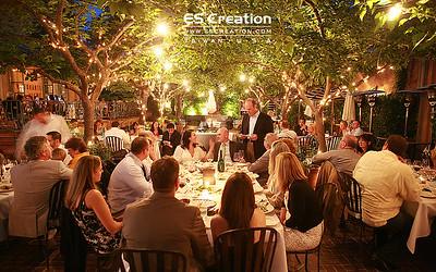 ES Creation Wedding day