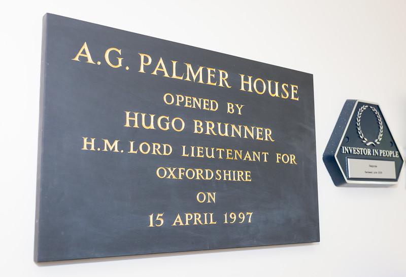 Response - AG Palmer House