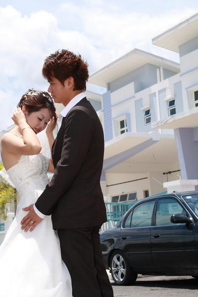 Kent & Vivien Wedding