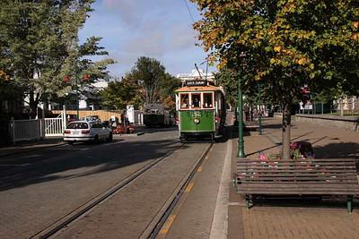Around Christchurch