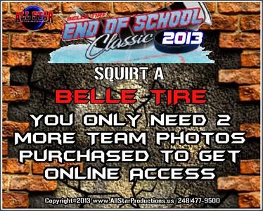 Squirt A Belle Tire