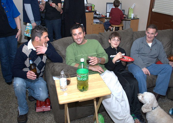 Donna's Family Chirstmas 2009