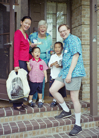 Family Photos 2000s