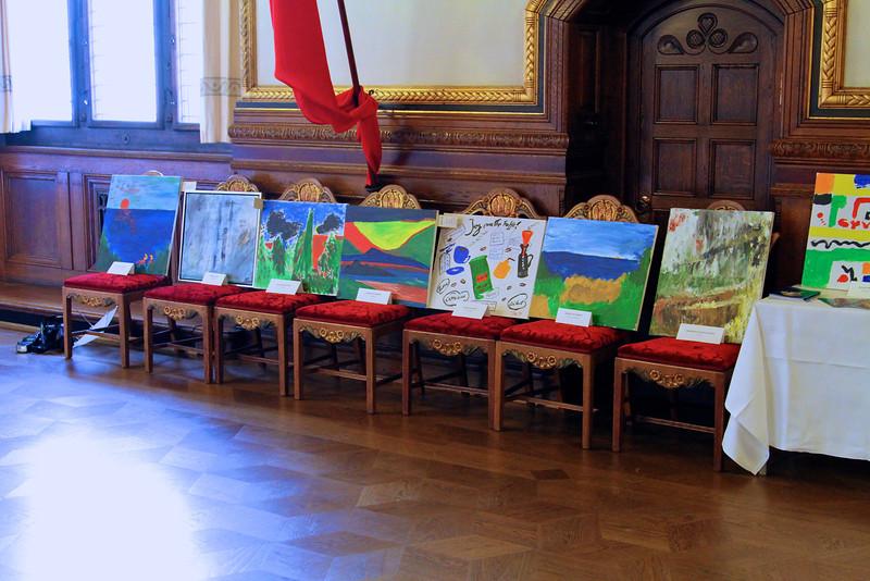Lions Club København: Jubilæumsreception