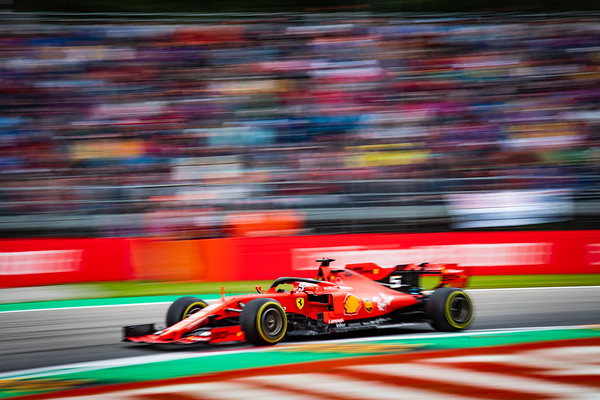FP2, Monza, Italy