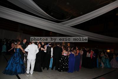 Bentonville High School Prom - 04/16/2011