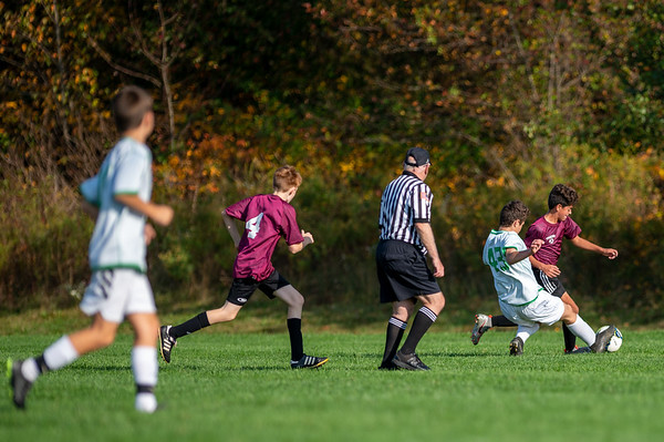 10/23/2020 - Holicong vs. Tohickon