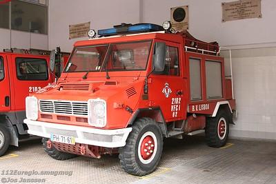 Bombeiros Voluntários de Lisboa