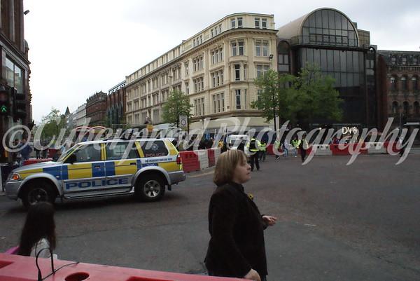 RIRA Hunger Strike Parade Belfast