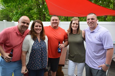 Andy's College Graduation Party 2018