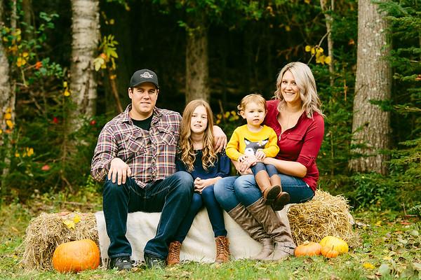 Fall Family Mini Sessions-The McKnights