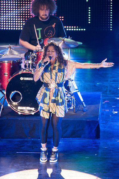 Shubang & The Maxons, (Soundfoundation Band), bei THE DOME 63 am 29.08.12 in Ludwigsburg im Forum Theater