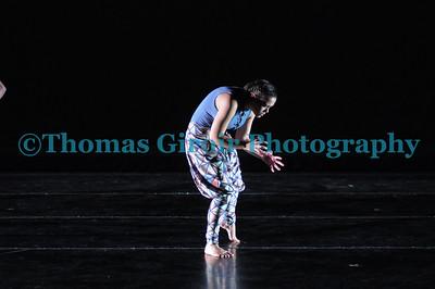 Choreographer's Showcase Dress Rehearsal Oct. 24, 2017