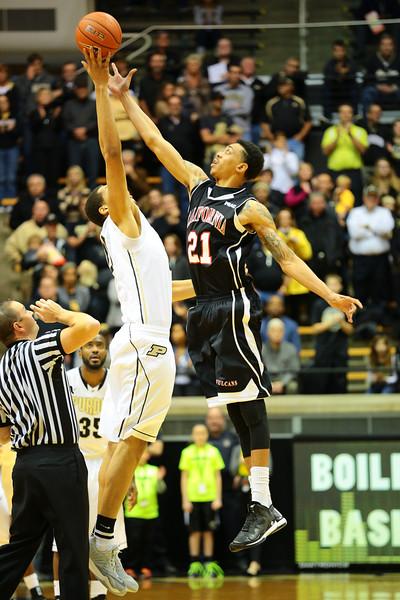 Purdue Basketball vs California (PA)