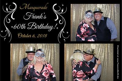 Frank's 60th Birthday