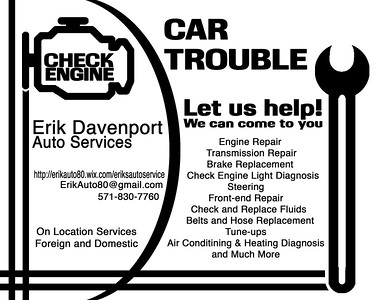 Erik Davenport Auto Service