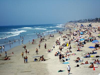 Huntington Beach, CA - Surf City