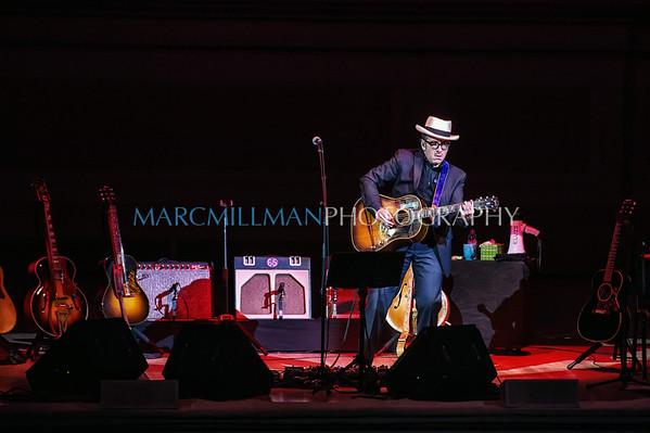 Elvis Costello @ Carnegie Hall (Tue 6/24/14)