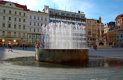 BRNO MIDTOWN AND ADJACENT STREETS