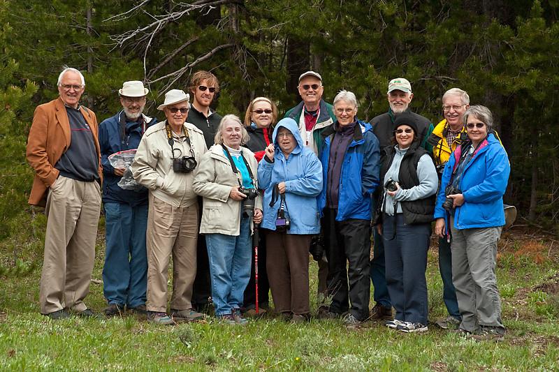 Tetons Yellowstone Spring 09