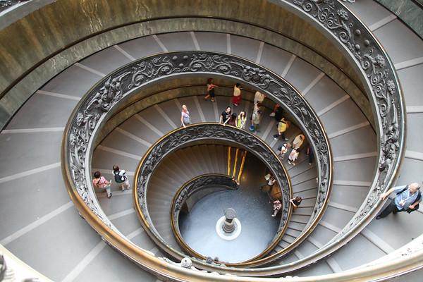 Vatican museum, Vatican - May, 2010