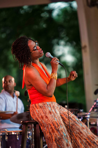 Nnenna Freelon & the Branford Marsalis Quartet Concert @ Freedom Park 6-15-13 by Jon Strayhorn
