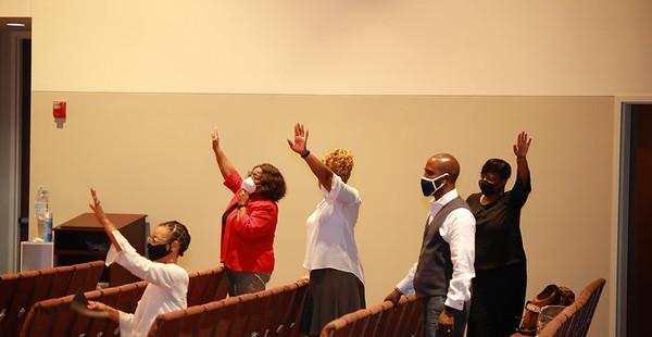 Shalom Prayer Service