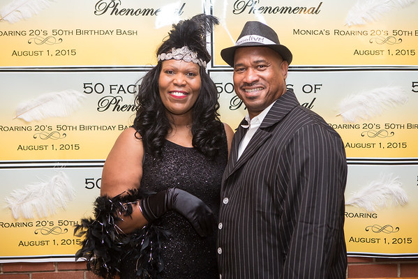 Monica Puryear 50th Birthday Party