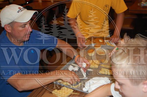 August 21 - Breakfast Wars