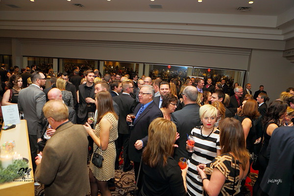 RRHBA Master Awards 2014 - Reception & Dance