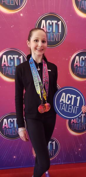 Act 1 Talent 2020