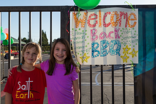 2014-09-26 Welcome Back BBQ