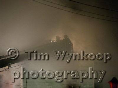Duplex Fire - Washington, NJ