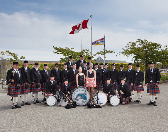 Pacific Gael Pipe Band
