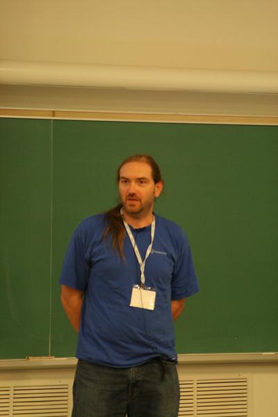 "Lightning talks - Richard Rowell - ""Building products on PostgreSQL"""