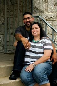 Amanda Engagement Portraits