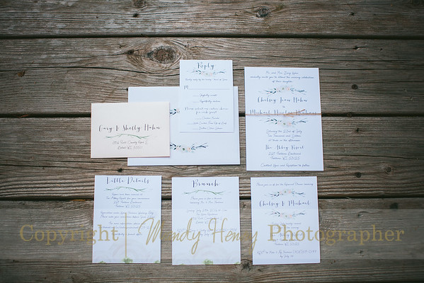 Hahn Neuhaus Wedding Details