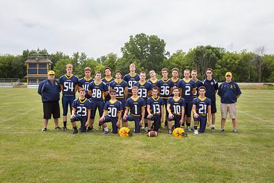 2016 Academy Football Team