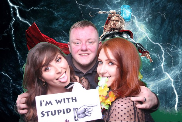 Photo Booth Hire - Chris's 30th