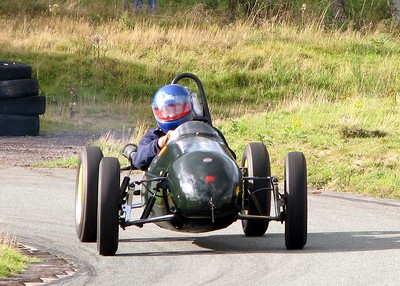 Post War Racing Cars