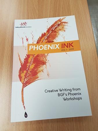 Phoenix Ink book launch