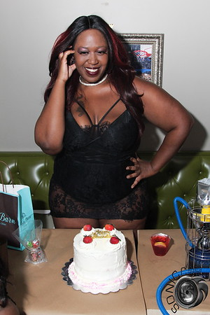 AUGUST 10TH, 2019: SHAMAINE'S BIRTHDAY BASH/ LET TAKEOVER @ CRISIS BAR