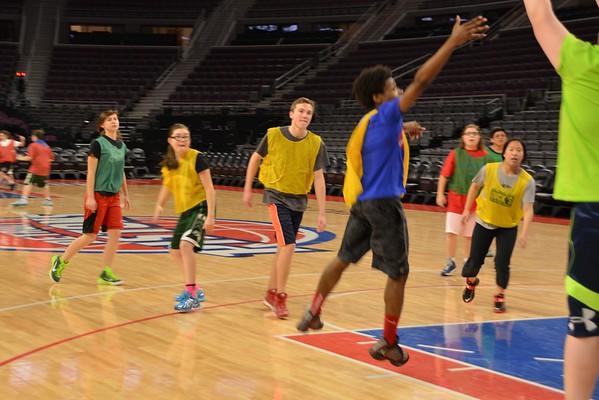 Eton Basketball At The Palace
